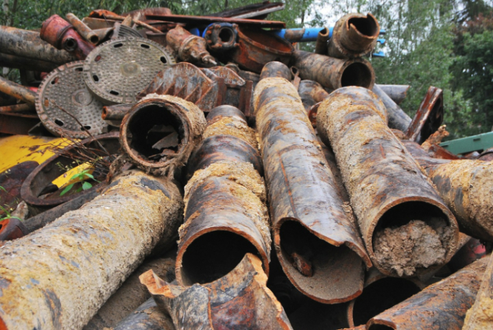 scrap metal disposal